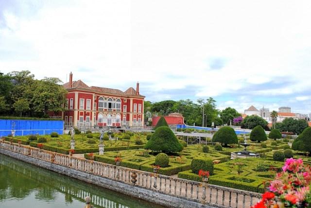 Jardim do Palácio da Fronteira