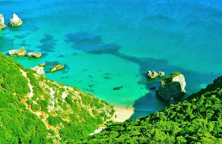 melhores praias desertas de Portugal