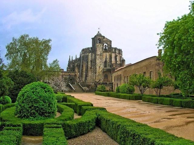 Convento de Cristo, Tomar