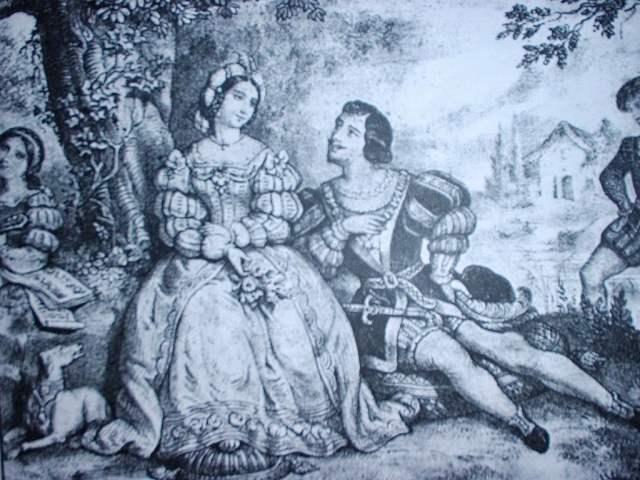 Pedro e Inês de Castro