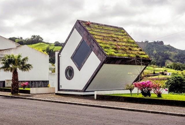 A casa mais estranha de Portugal