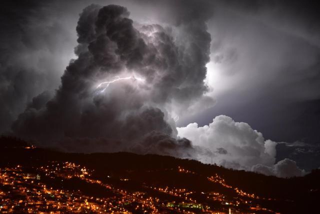 Gelação na Madeira