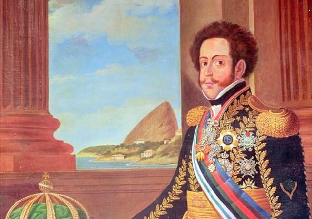 Pedro I do Brasil, Pedro IV de Portugal