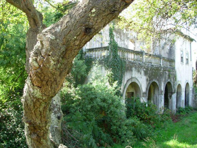 Palacete da Ponte da Pedra