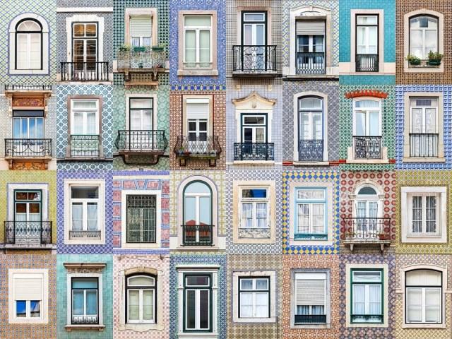 Windows of the World - Lisbon, Portugal