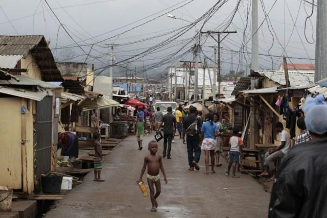 países mais pobres do mundo