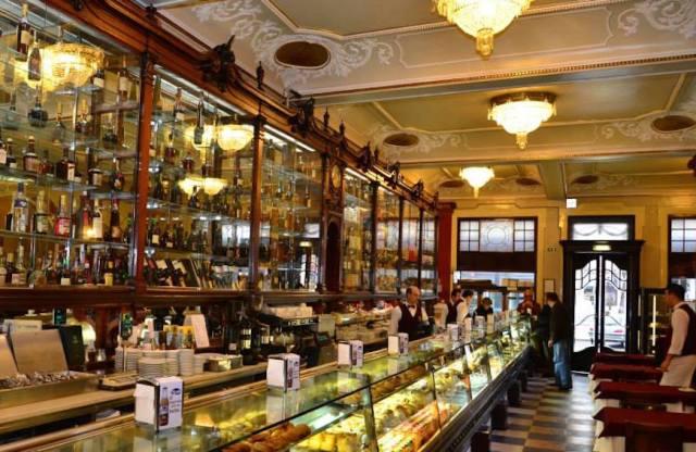 cafés mais bonitos de Lisboa