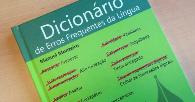 erros frequentes da língua portuguesa