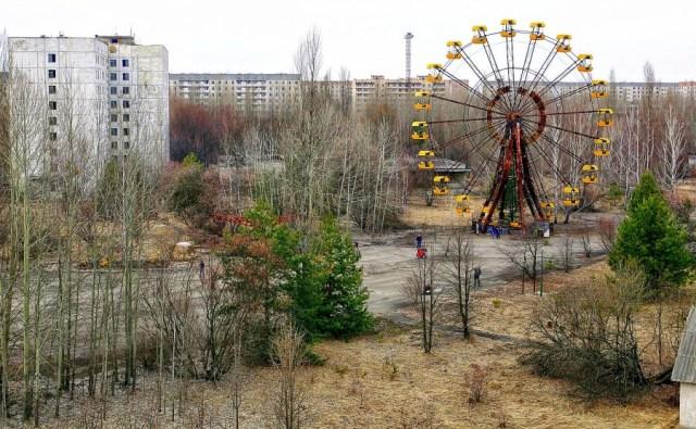 locais mais radioactivos do planeta