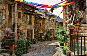 turismo rural em Montesinho