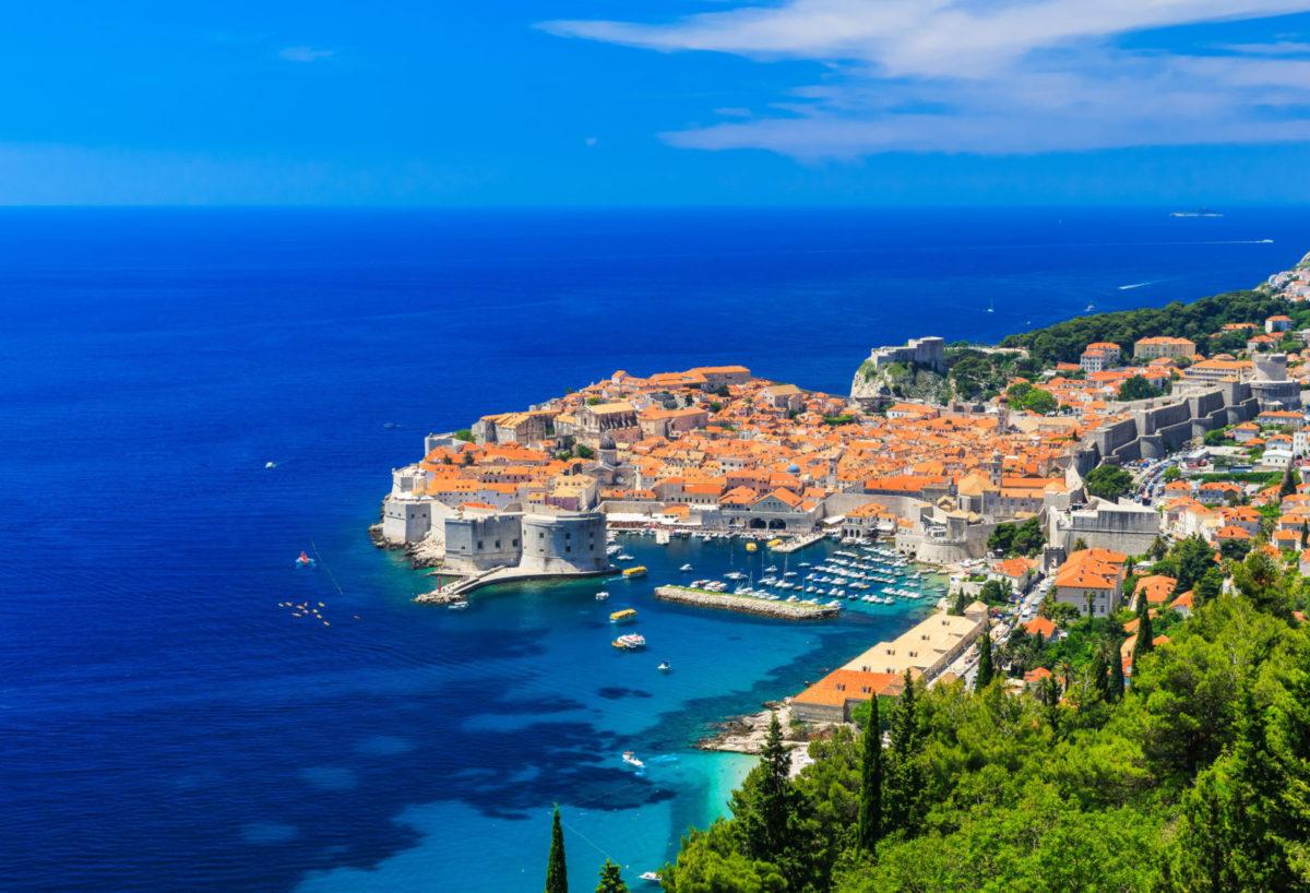Os 12 melhores locais para visitar na cro cia vortexmag for Oficina de turismo croacia