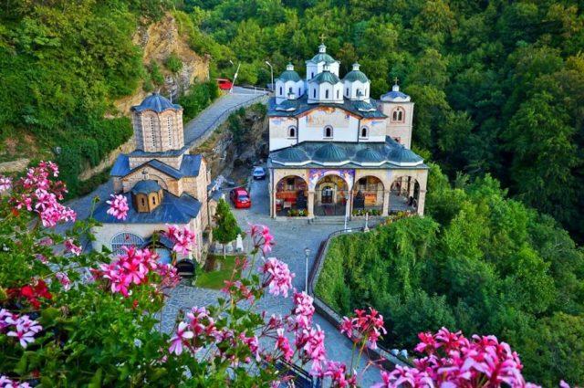 Mosteiro de Osogovo