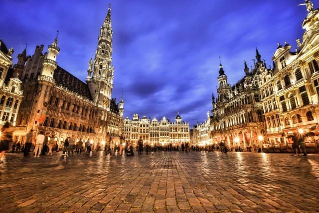 Town Hall de Bruxelas