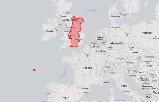 Portugal e Reino Unido