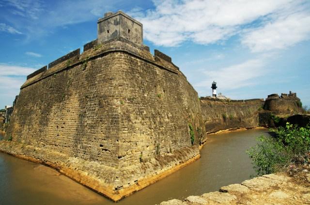 Fortaleza de Diu, Índia