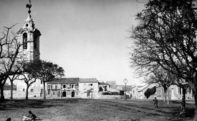 Torre sineira da Capela Real da Ajuda (Torre do Galo ou Torre da Ajuda)