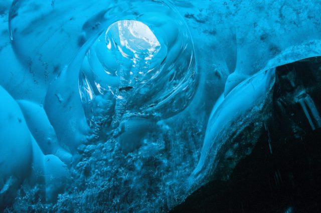 Ice Caves, Antárctica
