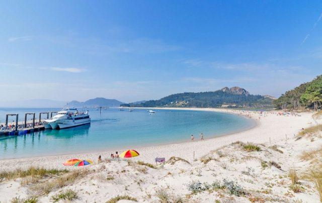praias galiza