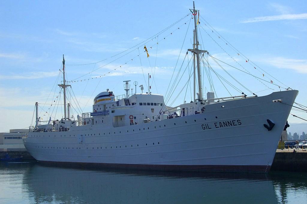 Navio Escola Gil Eannes