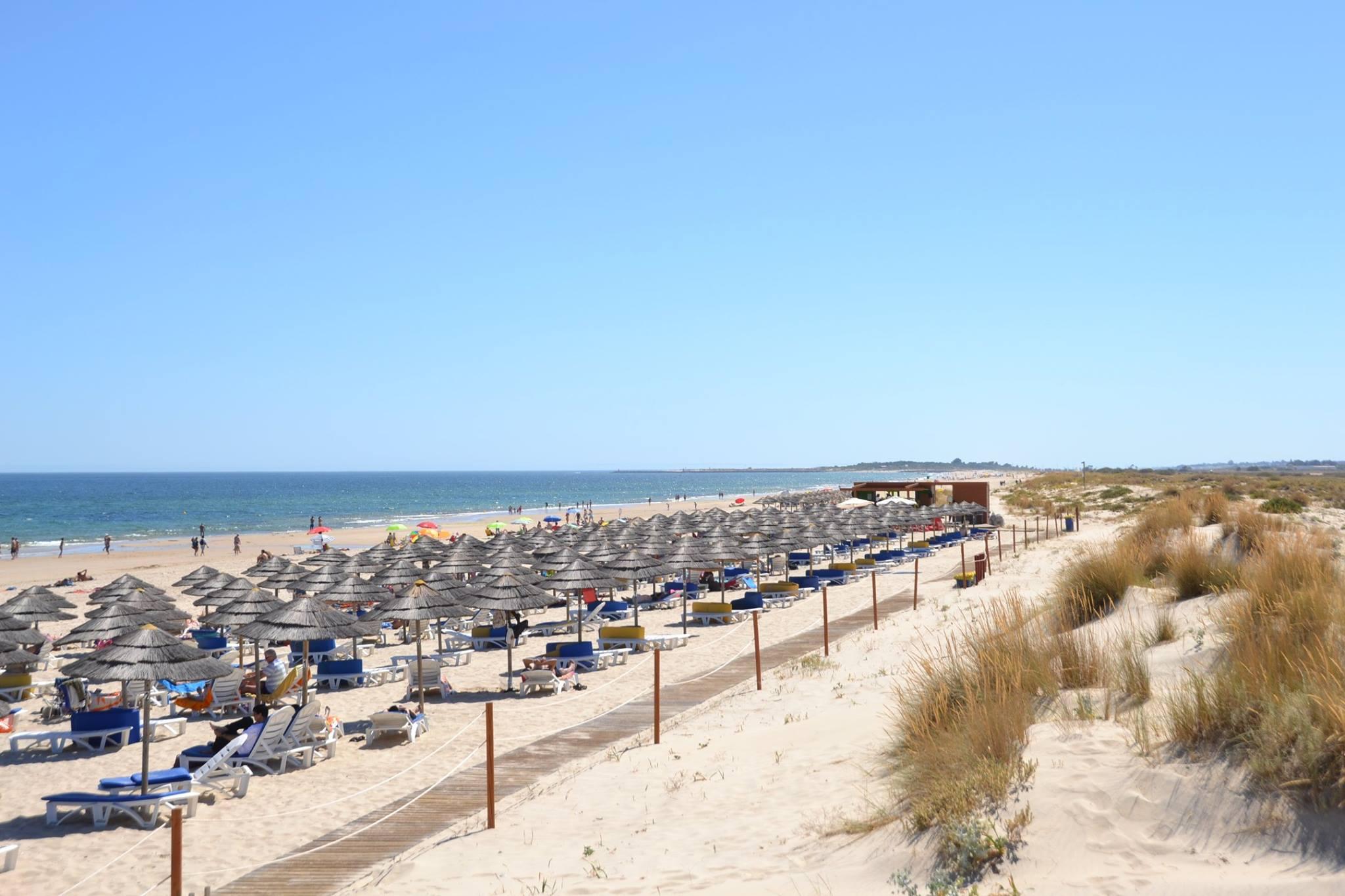 Praia de Cabanas