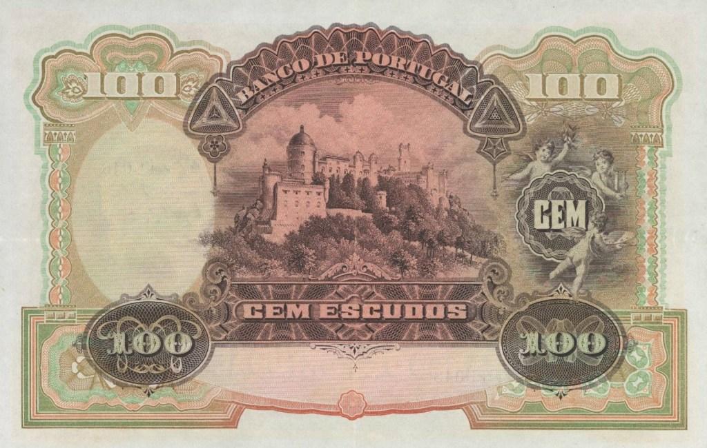 100$00 de 1926