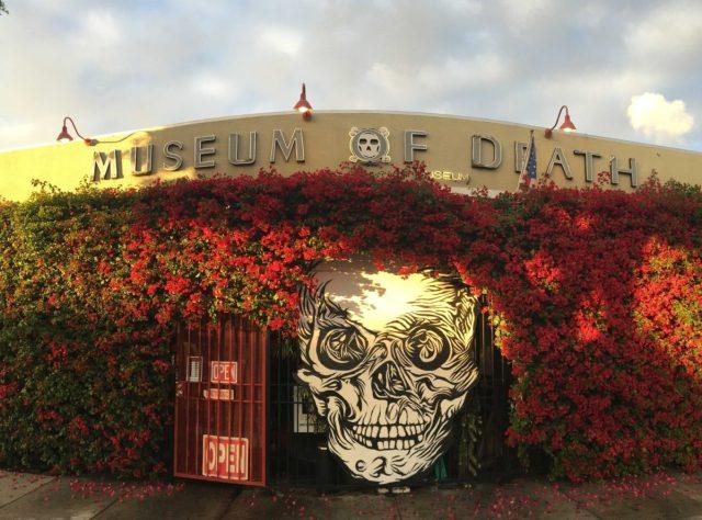 Museu da Morte (Hollywood, Estados Unidos)
