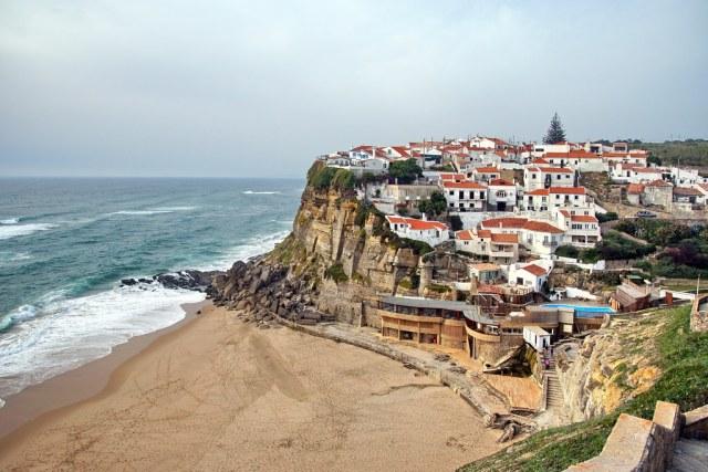 Praia de Azenhas do Mar