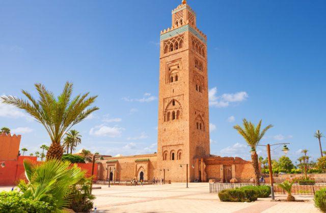 Mesquita de Koutoubia