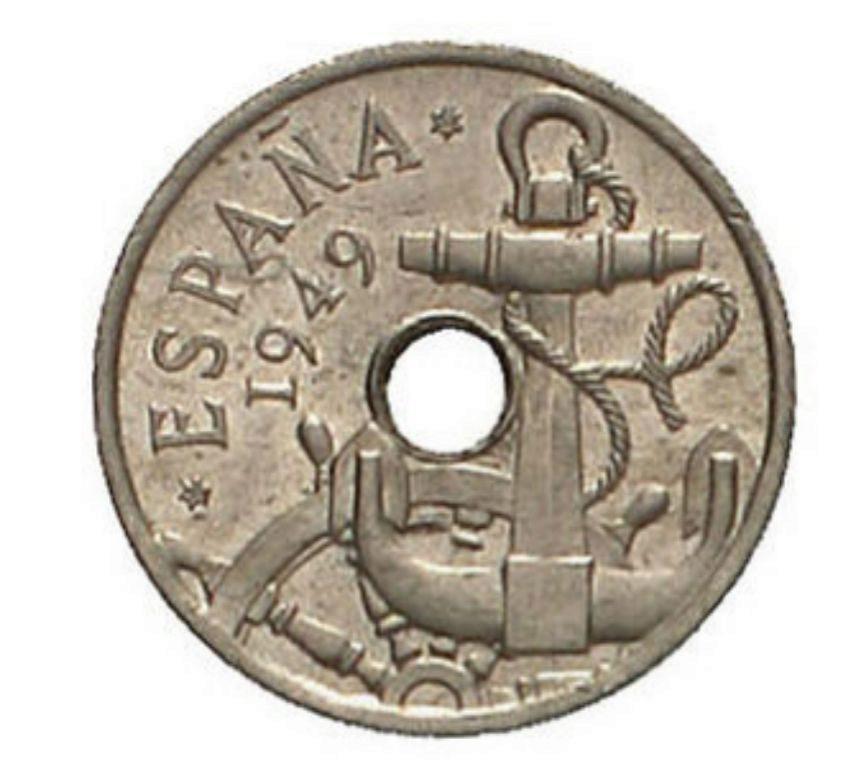 50 Céntimos de 1949 E-51
