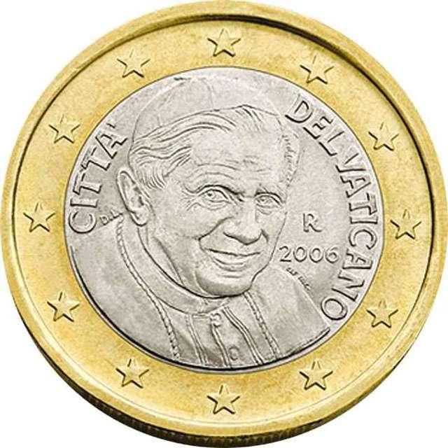 Vaticano (2006): 47 euros