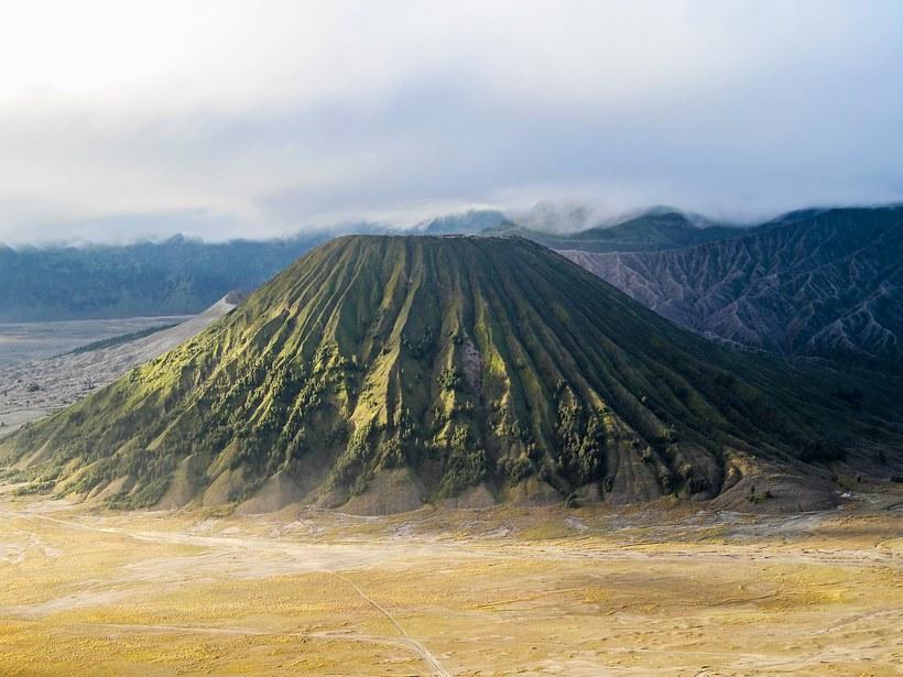 Vulcão Bromo: East Java, Indonésia