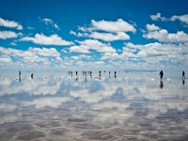 Salar de Uyuni: Daniel Campos, Bolívia