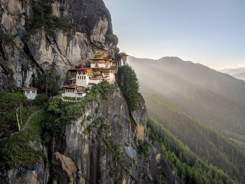 Paro Taktsang: Butão