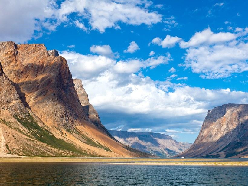 Parque Nacional das Montanhas Torngat: Labrador, Canadá