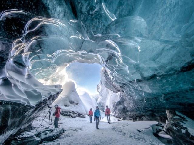 Vatnajökull: Islândia