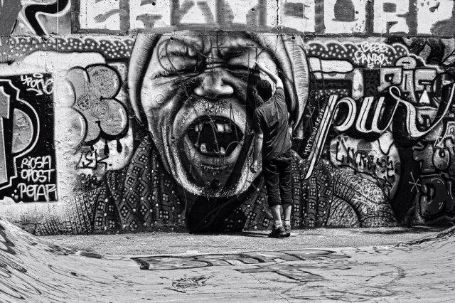 Os murais de Lyon