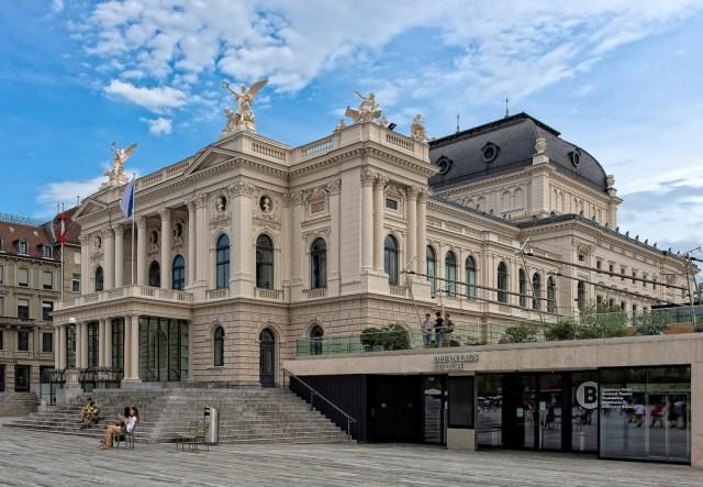 Casa da Ópera de Zurique