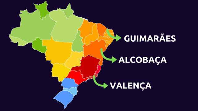 cidades portuguesas