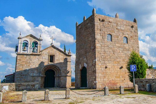 Igreja Velha de Manhente