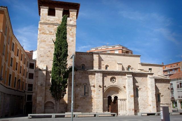 Igreja de Santiago del Burgo