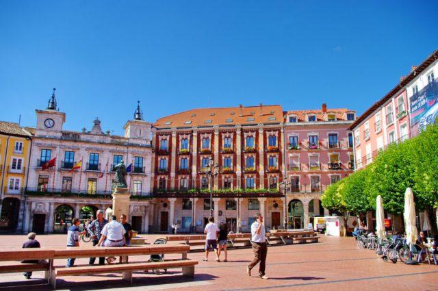 Praça Maior de Burgos