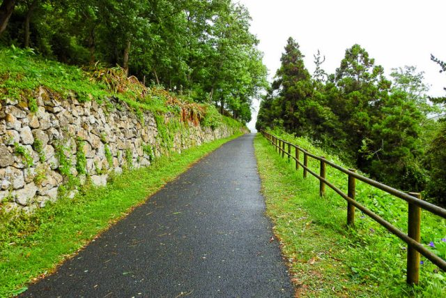 Trilho do Monte Brasil