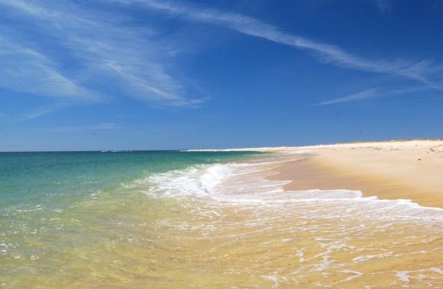 Praia da Barreta