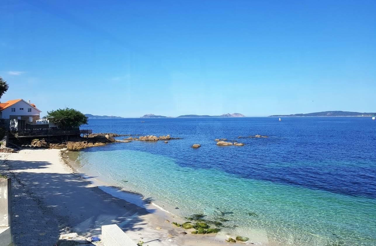 Praia de O Cocho e Mourisca