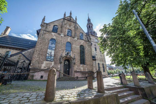 Catedral de Oslo