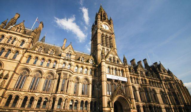 Câmara Municipal de Manchester