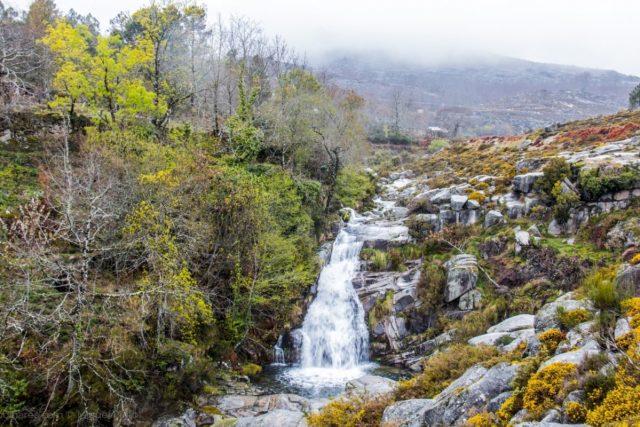 Cascata de Galegos da Serra