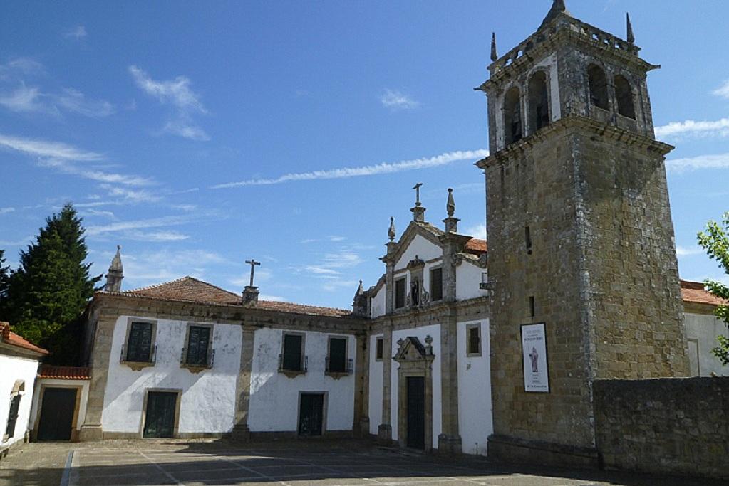 Mosteiro de Ganfei