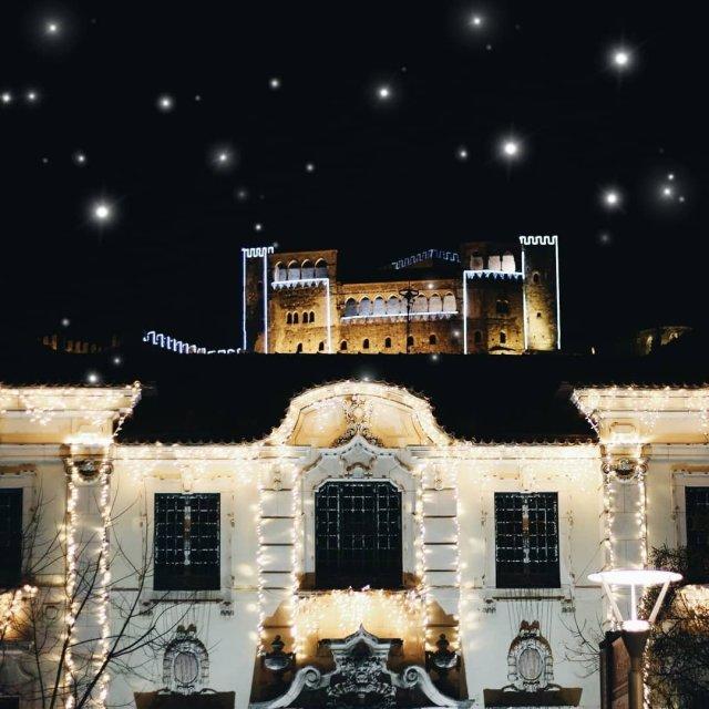 Leiria, a Cidade de Natal