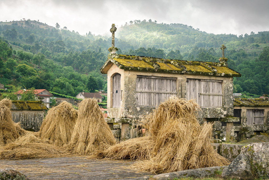 aldeias do norte de Portugal